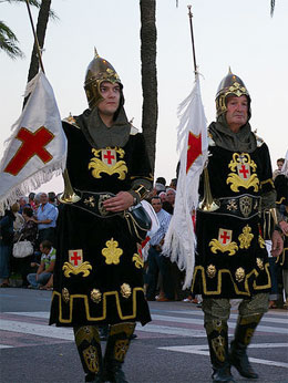 Moors and Christians Parade